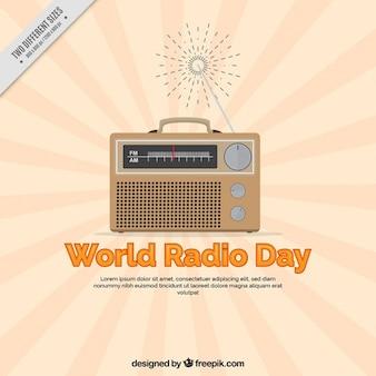 Radio giornata mondiale raggera