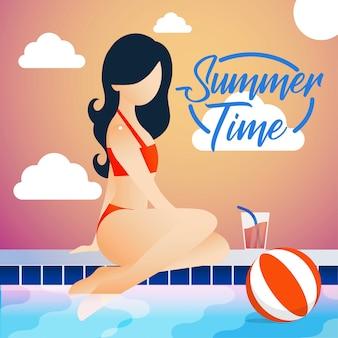 Ragazza d'estate