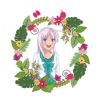 Ragazza manga anime