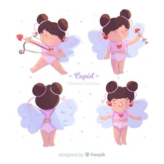 Ragazza San Valentino collezione Cupido