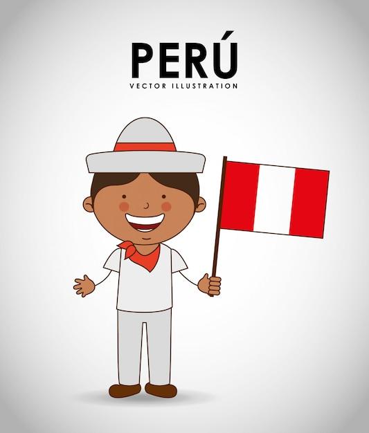 Peru bambini foto e vettori gratis