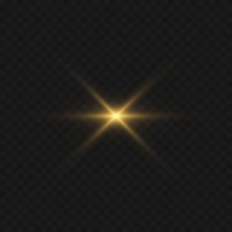 Raggi di luce