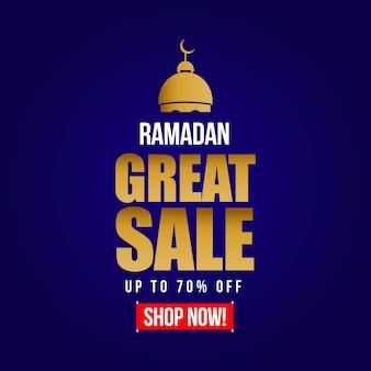 Ramadan great sale