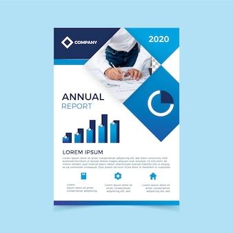 Rapporto annuale 2020 con foto