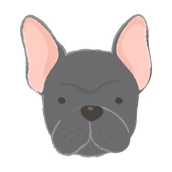 Razza di amanti del cane cucciolo di cucciolo di cane compagno