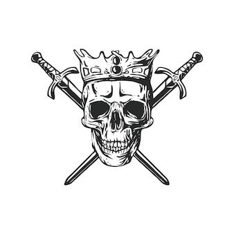 Re della corona