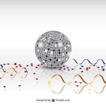 Realistico disco ball
