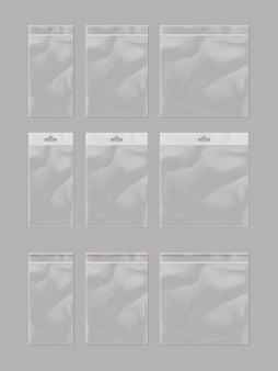 Realistico set tascabile in plastica per tasca