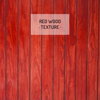 Red struttura di legno