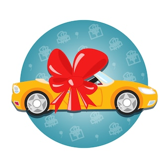 Regalo dell'automobile