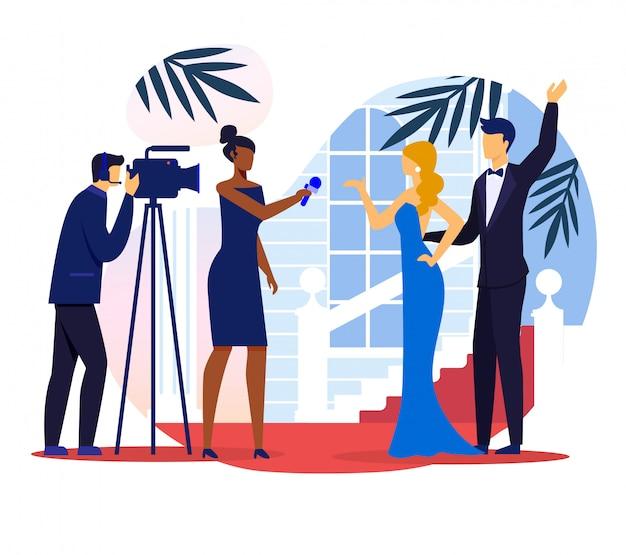 Reportage di eventi di lusso
