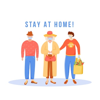 Resta a casa