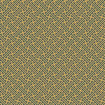 Reticolo geometrico senza giunte cinese