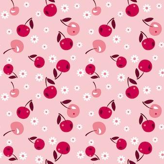 Reticolo senza giunte della ciliegia