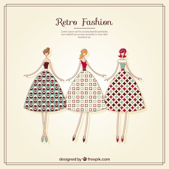 Retro moda