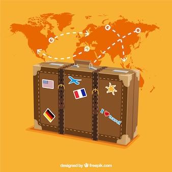 Retro valigia