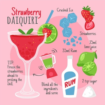 Ricetta cocktail