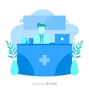 Ricezione hospitar