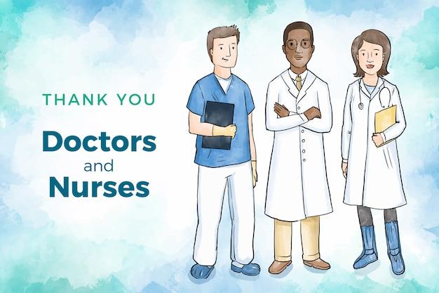 Riconoscimento dei professionisti medici