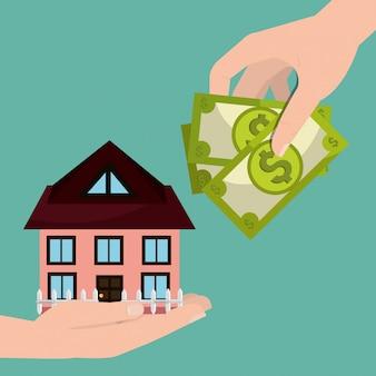 Risparmio di denaro e investimenti