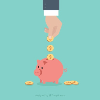 Risparmio di denaro in affari