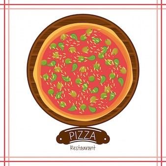 Ristorante italiano pizza