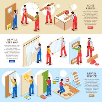 Ristrutturazione di riparazioni domestiche