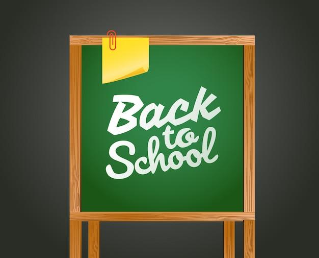 Ritorno a scuola auguri.