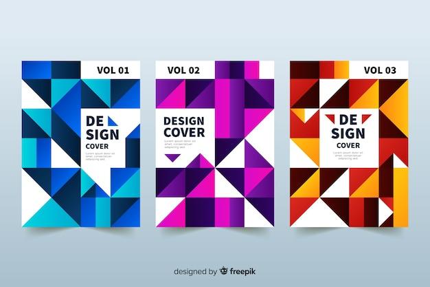 Rivestimenti di design in stile geometrico