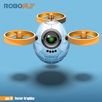 Robot volante