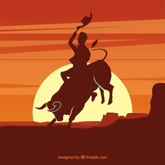 Rodeo clipart