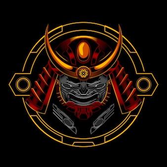 Ronin robotic samurai knight