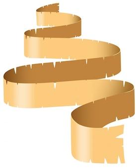 Rotolo di carta marrone