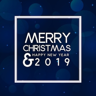 Royal christmas and new year 2019