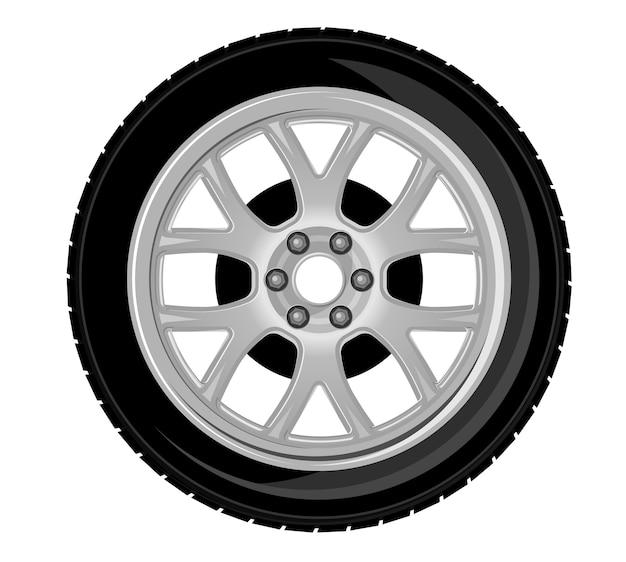 Ruote e pneumatici per il trasporto o la progettazione di servizi
