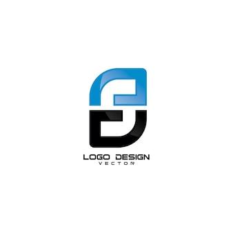 S logo modello simbolo