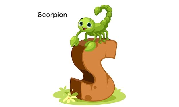 S per scorpion2