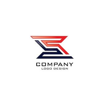 S symbol logo design vector vettoriale