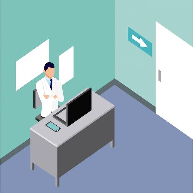 Salute delle persone mediche