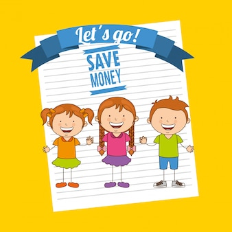 Salvare i bambini