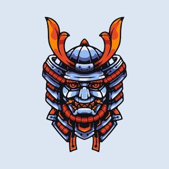 Samurai mecha giapponese