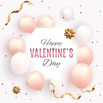 San valentino amore e sentimenti sfondo