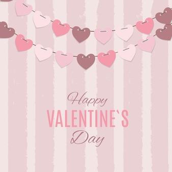 San valentino amore e sentimenti.