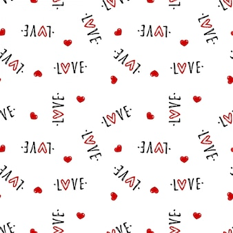 San valentino senza cuciture