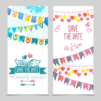 Save the day card set