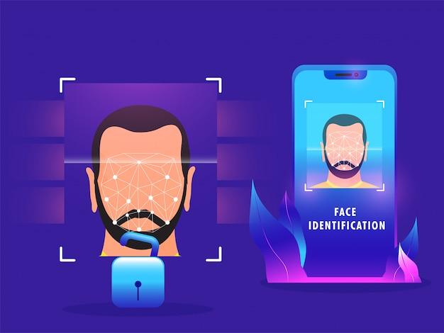 Scansione biometrica facciale