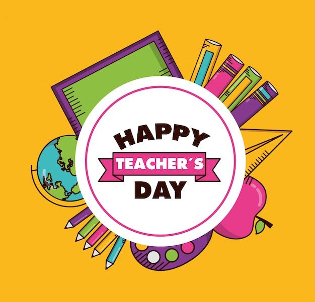 Scheda giornaliera per insegnanti