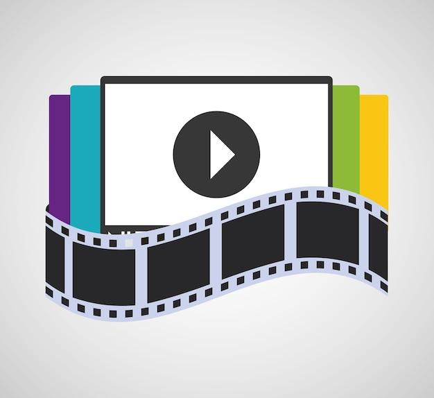 Schermo televisivo home cinema