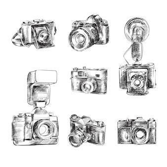 Schizzi della fotocamera