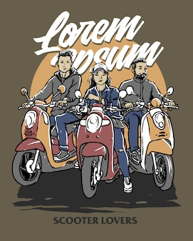 Scooter classici